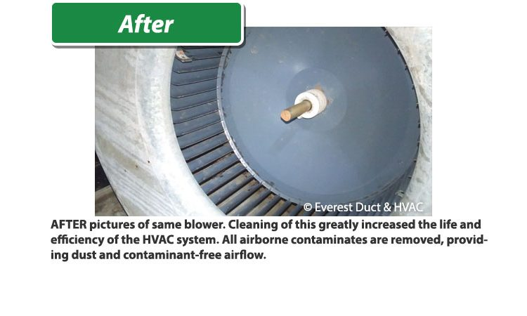 Tucson Everest Air HVAC Assembly After
